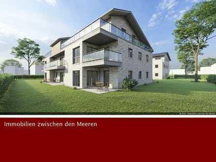 Büsumer Deichhausen: hochwertige Etagen-Eigentumswohnung in sehr attraktiver Lage