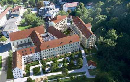 Erstbezug nach Sanierung: traumhaft 3-Zimmer-Wohnung mit bulthaup Einbauküche im Herzen von Landshut