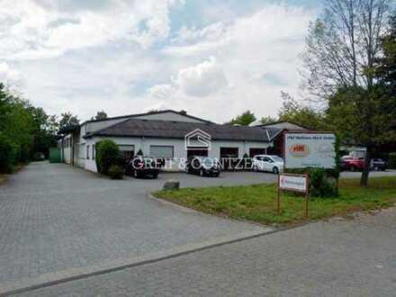 ALLEINAUFTRAG + + Gewerbeliegenschaft in Troisdorf - Spich
