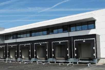 """""""BAUMÜLLER & CO."""" 12.000 m² Logistikneubau - WGK -"""