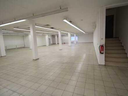 Gewerbe Plauen Zentrum - Teilbar - Ladenflächen - Lift - Tiefgarage