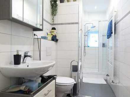 Renovierte 3 Zimmer-WHG im EG in ruhiger City-Lage