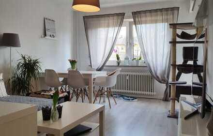 Moderne 2-Zimmer Wohnung mit Balkon in Dormagen Mitte