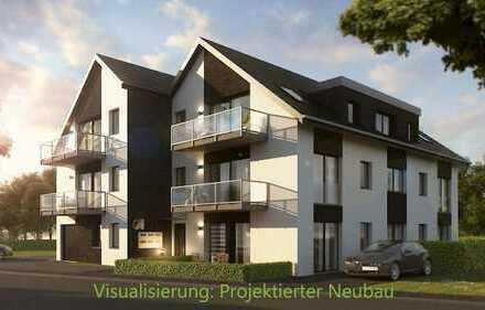 Bieterverfahren:Baugrundstück mit Baugenehmigung, Statik für ein Mehrfamilienhaus mit ca. 610m² Wfl.