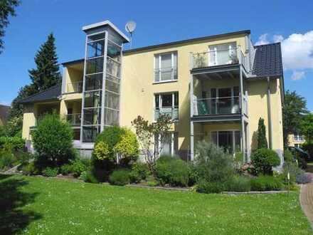 Barrierefreies Wohnen mit 3 Terrassen und Stellplatz