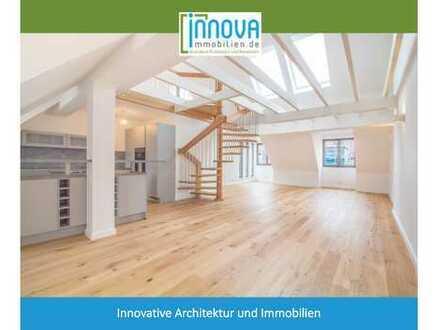 INNOVA Immobilien - Atemberaubende DG-Maisonette