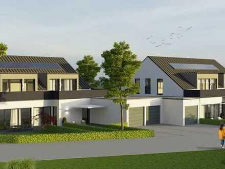 2-Zimmer Eigentumswohnung B2 Neubau mit Gartenanteil in Toplage am Ende einer Wendeplatte