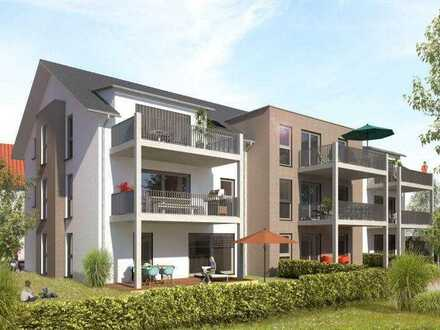 Neubau Wohnung mit Gartenfläche, Garage und Außen Stellplatz in Nellingen