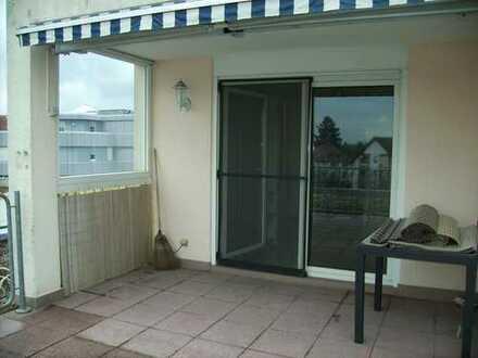 3,5 ZKB. Maisonette Penthouse mit Südterrasse ( auch als Kapitalanlage geeignet ) in KA - Neureut