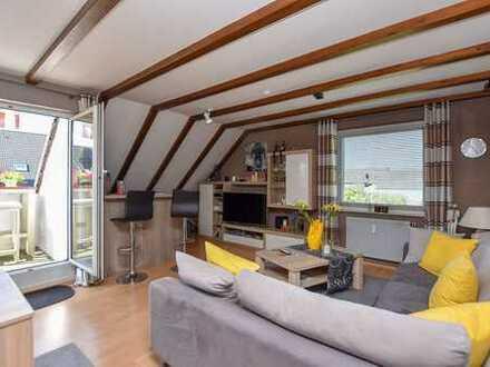 Schöne, helle 2-Zimmer-Eigentumswohnung in beliebter Lage von Salzgitter-Bad.