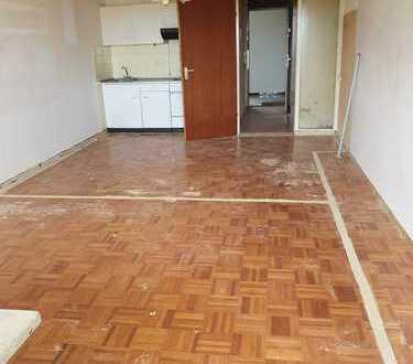 Kleines Appartement zum Renovieren
