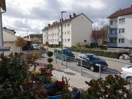 RESERVIERT! Für Anleger: Gut geschnittene 2-ZKB Wohnung mit kleiner Gartenparzelle!