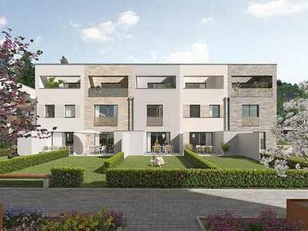 Großzügiges Townhaus mit Loggia, Terrasse und privaten Gartenanteil