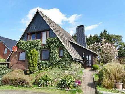 immo-schramm.de: Gepflegtes ansprechendes Wohnhaus mit Vollkeller und sehr schönem Garten