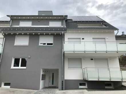 Neubau - 4 Zimmer Wohnung - gehobene Ausstattung