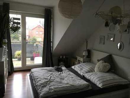 Ab SOFORT!! Gepflegte Terrassenwohnung mit drei Zimmern und Balkon in Bochum