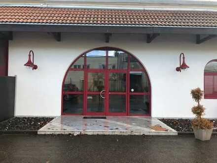 Sehr interessanter Bürogebäudekomplex in Neu/Ulm mit Potenzial und hoher Flexibilität