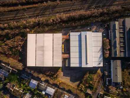 *PROVISIONSFREI* Moderne Hallen-/ Lager-/ Logistikfläche im Herzen des Ruhrpotts