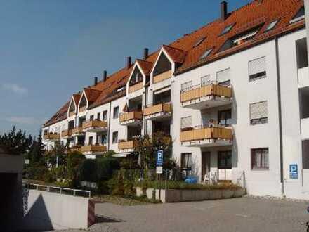 Exclusive Maisonettewohnung mit EBK, Traumlage im Herzen von Königsbrunn, direkt vom Eigentümer