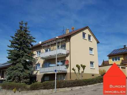 Zwei kleine Eigentumswohnungen in ruhiger Wohnlage von Niefern-Öschelbronn im Paket zu verkaufen