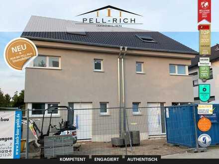 WUNSCHLOS GLÜCKLICH: 2 Neubau-Doppelhaushälften ab 01.07.21 zu vermieten