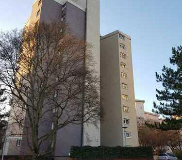 großzügige 3 1/2-Zimmerwohnung mit sonnigem Süd-Westbalkon und tollem Blick