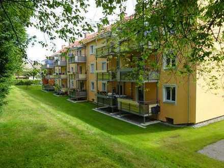 schöne, zentrumsnahe 2-Zimmerwohnung mit Balkon