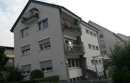 4 Zimmer Wohnung, zentral und ruhige Lage in einem energetisch hochwertig saniertem Haus