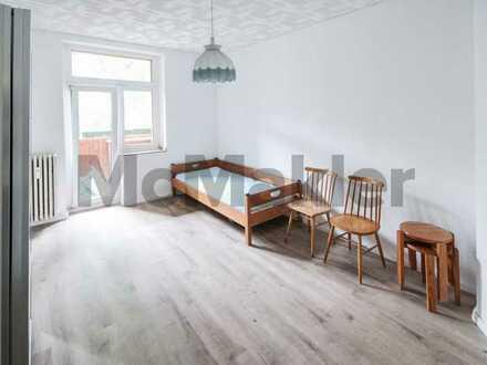 Nahe der Uniklinik: Ideal geschnittene und helle 3-Zimmer-Wohnung in zentraler Lage von Düsseldorf