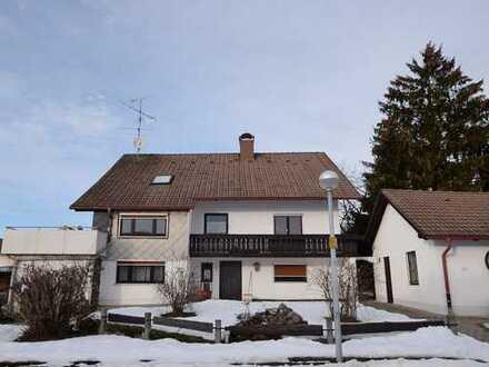 Großes Pachtgrundstück mit Mehrfamilienhaus in Kempten-Ursulasried