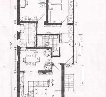 Von Privat: Exklusive, vollständig renovierte 3,5-Zimmer-Wohnung in Braunschweig