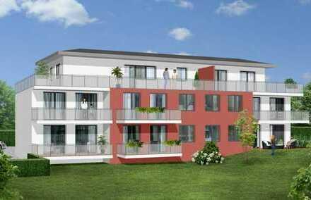 Neubau von 8 Eigentumswohnungen in Eich