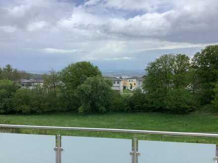 Neuwertige 3-Raum-Maisonette-Wohnung mit Balkon und Einbauküche in Kassel