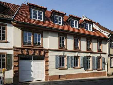 Gelegenheit - Top saniertes, voll vermietetes Denkmalschutz-MFH mit 9 Wohnungen in Heidelberg