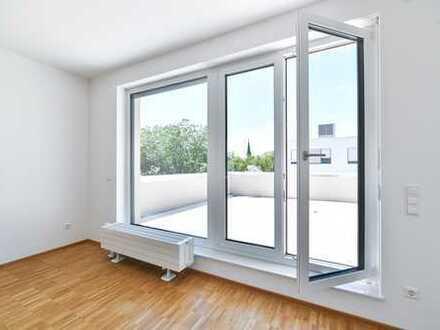 Schöne 2-Zimmerwohnung im Neubau mit Dachterrasse