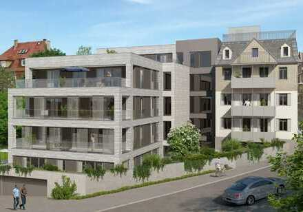 Penthouse-Wohnung mit Blick über die Stadt (Whg. 19) - Besichtigung So. 16.02 13-14 Uhr