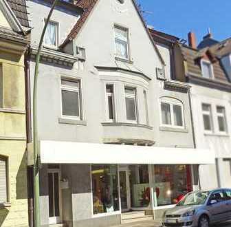 Zweifamilienhaus mit Ladenlokal in Bottrop-Mitte!