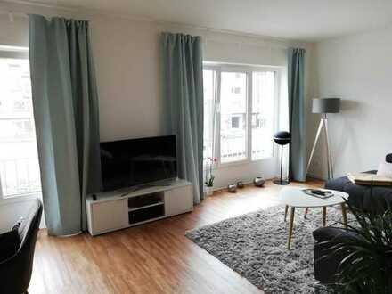 Attraktive 2-Zimmer-Wohnung mit Balkon
