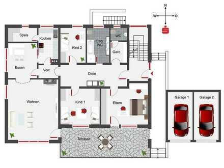 Zu vermieten - Geräumige 5-Zimmer-Wohnung in Kelheim