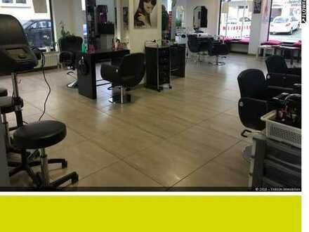 drei in einem. Luxus Beautysalon, Nagelstudio und Friseursalon zu vermieten
