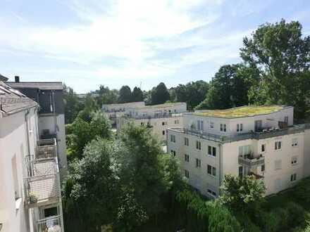 *tolle DG-Wohnung auf dem Kaßberg..schöne Aufteilung in bester Lage*