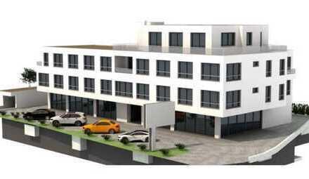 Neubau Geschäftshaus: Ladenfläche in stark frequentierter Lage