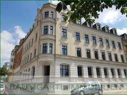 EIGENNUTZUNG in Chemnitz neu renovierte 2 Zimmerwohnung mit Erker