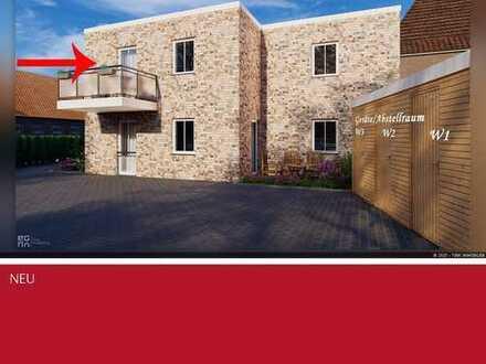 Wohnen mit Flair - Neubau Obergeschoss Wohnung in Heek