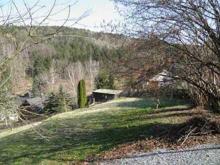 Baugrundstück in sonniger Lage von Dittmannsdorf