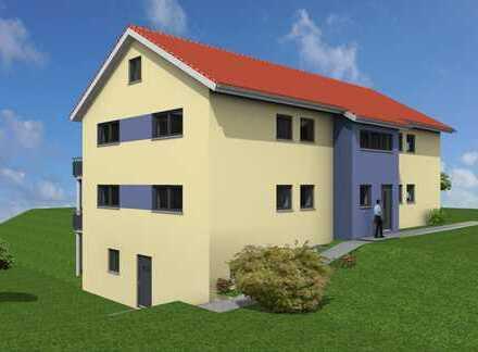 Ihre neues Zuhause in Gerabronn am Schwanensee 72 m² mit Terrasse im EG