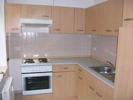 Kleine Singlewohnung mit Einbauküche