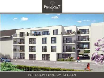 Offenbach - Stadtmitte: Attraktive 2-Zimmerwohnung im 1.OG mit Balkon- zentral aber ruhig!