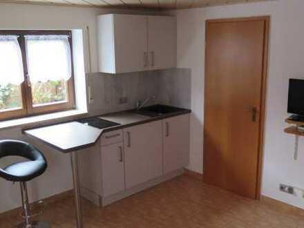 Möbliertes Apartment mit neuwertiger Küche, Du/WC für Wochenendheimfahrer