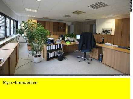 210 m² klimatisierte Büroeinheit & Profi-IT-Infrastruktur in Karlsruhe